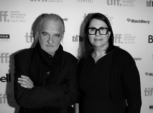 Béla Tarr, Elizabeth Redleaf, premiere screening,The Turin Horse, Toronto International Film Festival 2011, Werc Werk Werks
