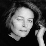 Headshot of Charlotte Rampling, Life During Wartime, Werc Werk Works, Elizabeth Redleaf