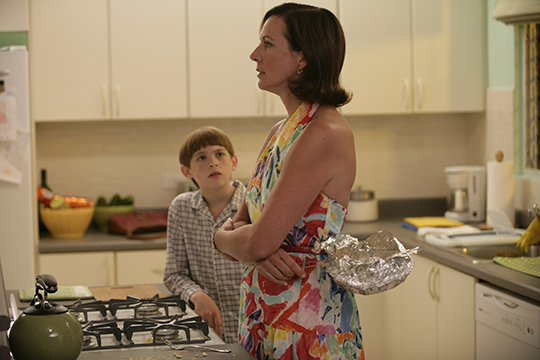 LIFE DURING WARTIME - Allison Janney and Dylan Riley Snyder